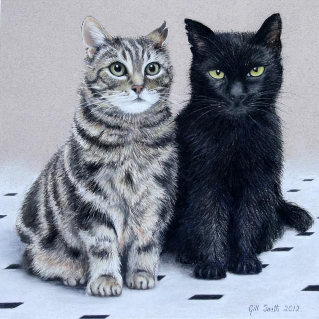 Millie & Cookie